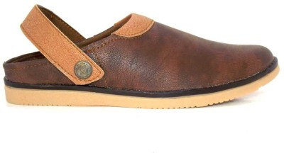 Lee Gorav Boys Brown Sandals