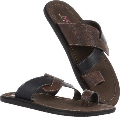 Moladz Men Brown Sandals