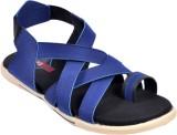 IShoes Men BLUE Sandals