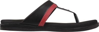 Walkaway Women Black, Red, White Flats