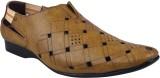 Twin Men Beige Sandals