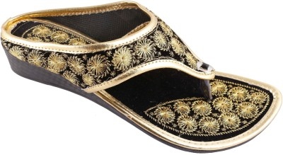 Stellar Collections Women Multicolor Flats