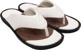Lily Men White Sandals