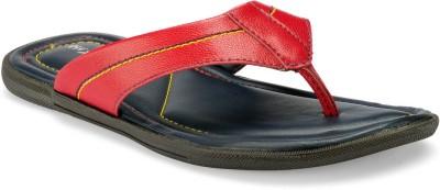 Randier Men Red Sandals