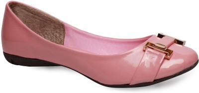 La Zilver Women Pink Sandals