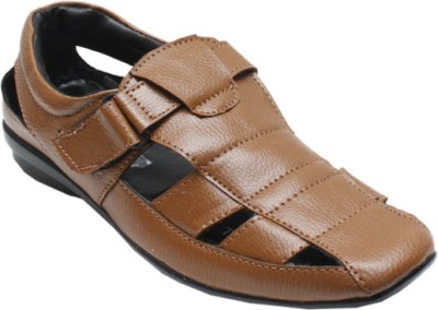 Chariot Men Tan Sandals