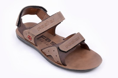 Faster Men Brown Sandals