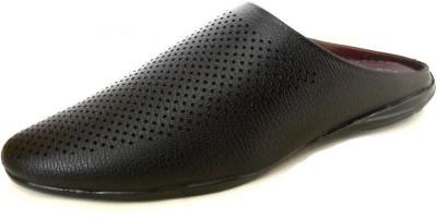 Footgear Men Black Sandals