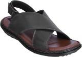 Marshal Men Black Sandals