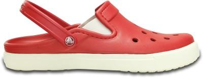 Crocs Women Red Clogs