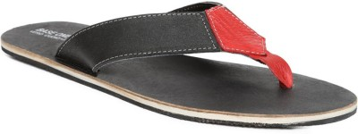 Base One One Men Black Sandals