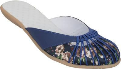 Crab Shoes Women Blue Bellies