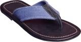 Suri Leather Men Blue Sandals