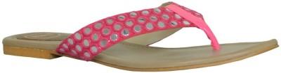 Murcia Women Pink Flats