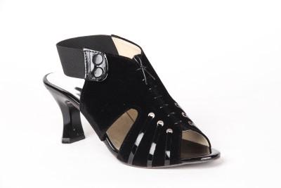 Anand Archies AA-VS-283 Women Black Heels
