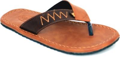 FUNK Men Tan Sandals