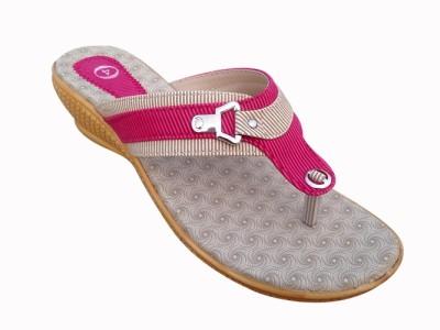 Muskan Women Pink Flats