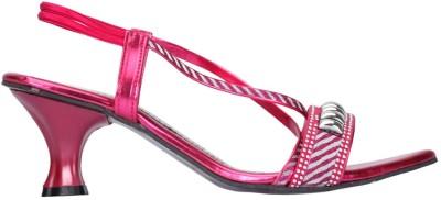 Party Girl Women Pink Heels