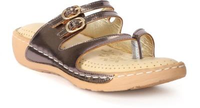 Tic Tac Toe Women Grey, Grey Flats
