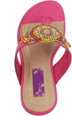 Moda Brasil Women Pink Heels