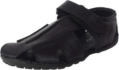 Rockins Men Black Sandals