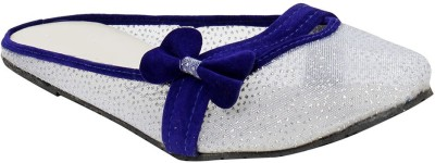 Geliyo Women Blue Flats