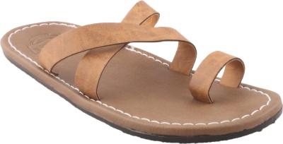 Gasser Gs871-Tan Men Tan Sandals