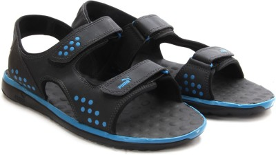 Puma Faas sandal Ind. Men Blue, Black Sandals