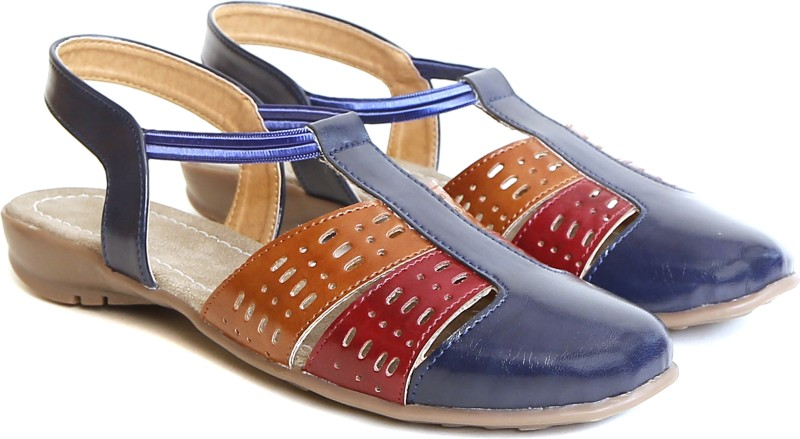 Craze Shop Women Blue Multicolor...