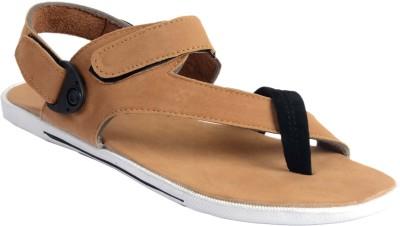 Fucasso Men Beige Sandals