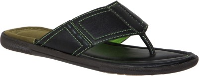 Randier Men Black Sandals