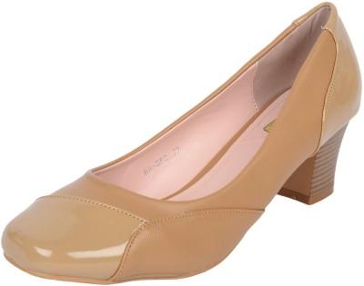 Mucci Mucci Women Beige Heels