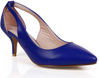 INTOTO Women Blue Heels
