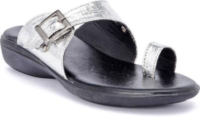 Bruno Manetti Women Silver Heels