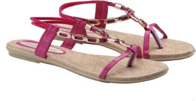 Margaux Women Pink Flats
