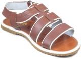 Gaiety Men Brown Sandals