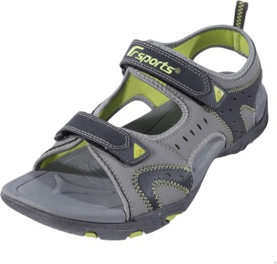 F Sports Men Grey Sandals