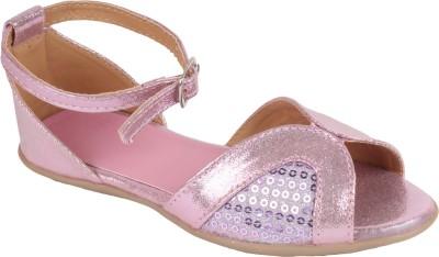 Glitzy Galz Girls Pink Flats