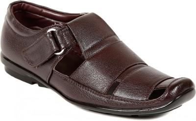 Opancho Men Brown Sandals