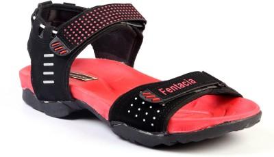 Fentacia Men Red Sandals