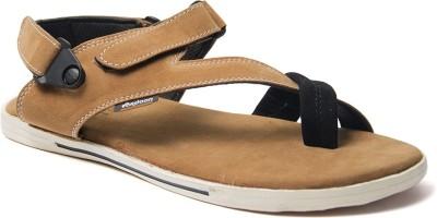 Binutop Men Camel Sandals