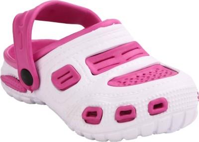 Time Expert Boys White Sandals
