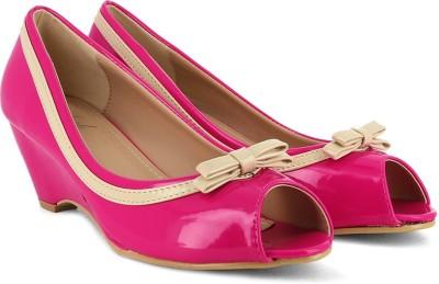 Plosh Women Pink Heels