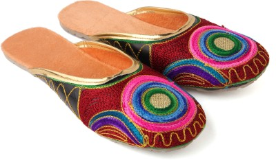 Kitty Women Multicolor Flats
