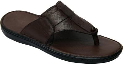 Aadolf Men Brown Sandals
