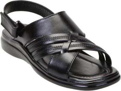 ADVICE Men Black Sandals