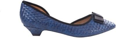 SoulierCarte Women Blue Heels