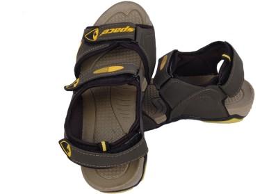 GoWell Men Yellow Sandals
