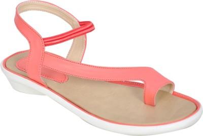 Shoe Dice Girls Pink Sandals