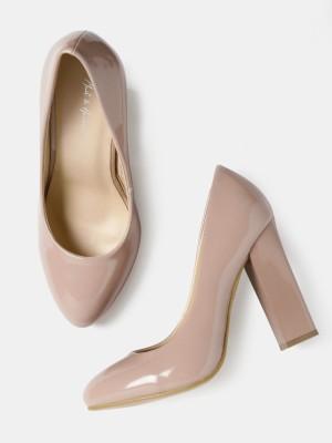 Mast & Harbour Women Pink Heels